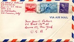 Albert J. Sedlacek Korean War Correspondence #1