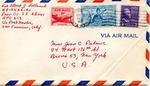 Albert J. Sedlacek Korean War Correspondence #1