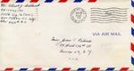 Albert J. Sedlacek Korean War Correspondence #2