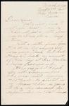 Albert W. Parsons Correspondence #4