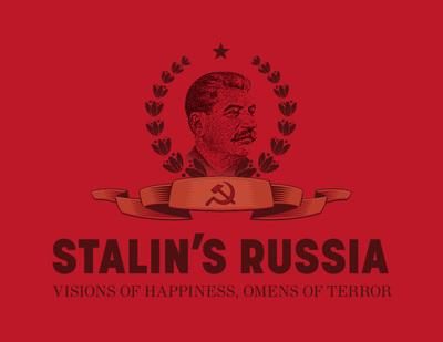 Stalin's Russia Branding #1