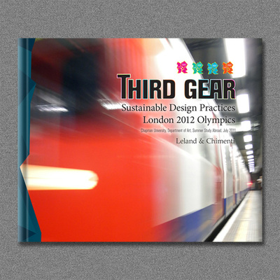 London Book 3 #1