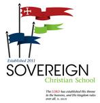 Sovereign Christian School Logo #1