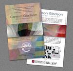 Carson Gladson Gallery evite #1