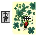 Color + Graphics St. Patty's Logo mascot