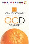 AIGA OC 2009 Convention Placard