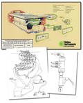 Balboa Instruments technical drawings