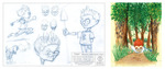 Nat. Arbor Day Foundation. - character dev. by Eric Chimenti