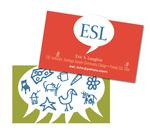ESL Business Card