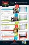 WCHSS 2014 -2015 Calendar & waterbottle #3