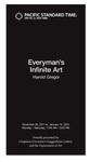Everyman's Infinite Art #2 by Eric Chimenti