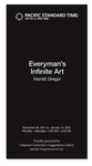 Everyman's Infinite Art #3 by Eric Chimenti