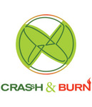 CRASSH & BURN icon #2 by Eric Chimenti