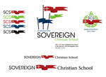 Sovereign Christian School Logo #2 by Eric Chimenti