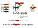 Sovereign Christian School Logo #2