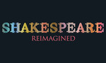 Shakespeare Reimagined Logo Type #1 by Eric Chimenti