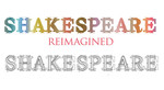 Shakespeare Reimagined Logo Type #2 by Eric Chimenti