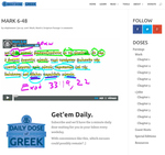 Daily Dose of Greek #4 by Eric Chimenti