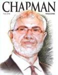 Chapman Magazine Cover Illustration