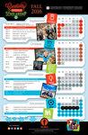 2016-2017 WCAHSS Academic Calendar #1