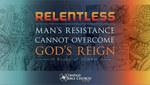 Relentless - Jonah Sermon Series #1 by Eric Chimenti