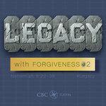 Legacy - A Study of Nehemiah #13
