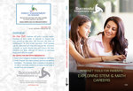 DVD cover: Exploring Stem & Math Careers by Eric Chimenti