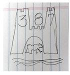 Castle 387 Logo #3