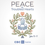 Peace for Troubled Hearts #1 by Eric Chimenti