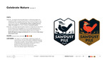 Sawdust Hill Logo and Branding #04 by Eric Chimenti