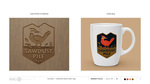 Sawdust Hill Logo and Branding #05 by Eric Chimenti