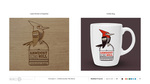 Sawdust Hill Logo and Branding #08 by Eric Chimenti