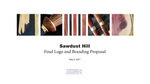 Sawdust Hill Logo and Branding #15 by Eric Chimenti