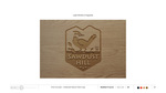 Sawdust Hill Logo and Branding #17 by Eric Chimenti