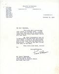 Henri Temianka correspondence, Gurs by Louis Johnson