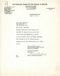 Henri Temianka correspondence, Gurs by Gertrude Willard