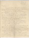 Jack P. Bell World War Two Correspondence #003