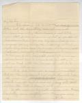 Jack P. Bell World War Two Correspondence #007