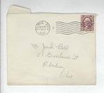 Jack P. Bell World War Two Correspondence #013