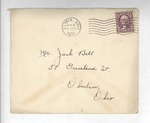 Jack P. Bell World War Two Correspondence #014