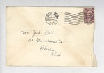 Jack P. Bell World War Two Correspondence #017
