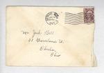 Jack P. Bell World War Two Correspondence #017