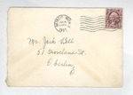 Jack P. Bell World War Two Correspondence #018