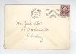 Jack P. Bell World War Two Correspondence #018