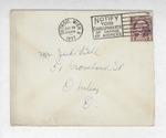 Jack P. Bell World War Two Correspondence #019