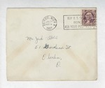 Jack P. Bell World War Two Correspondence #020 by Evabel Bell