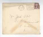 Jack P. Bell World War Two Correspondence #021 by Evabel Bell