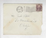Jack P. Bell World War Two Correspondence #022 by Evabel Bell