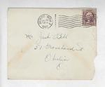 Jack P. Bell World War Two Correspondence #022