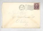 Jack P. Bell World War Two Correspondence #024